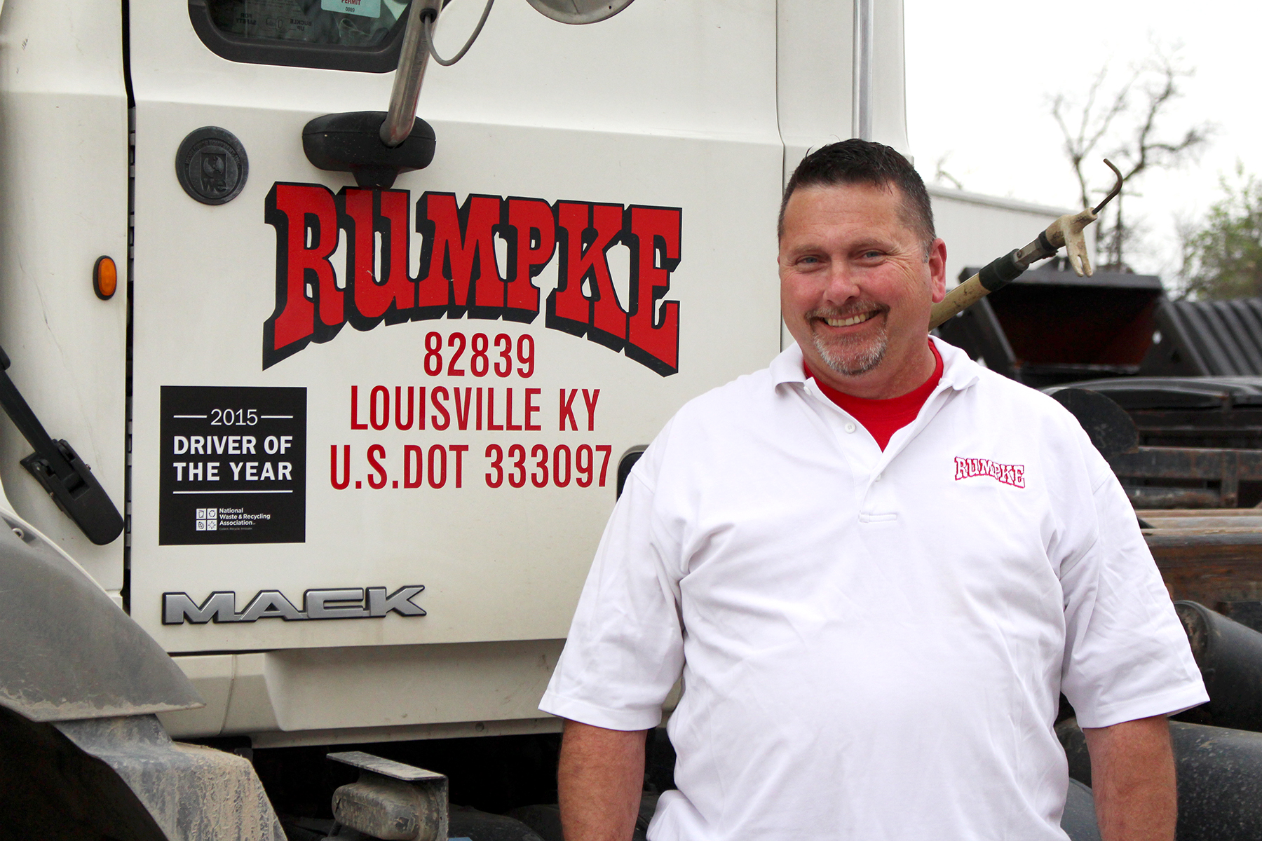 Garbage Truck Driver Shares the Keys to Success