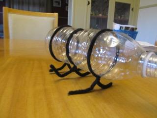 Summer Craft: Water bottle Firefly