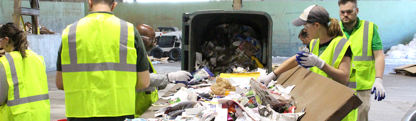 Waste-Recycling-Audit
