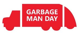 GarbageManDay_Logo red