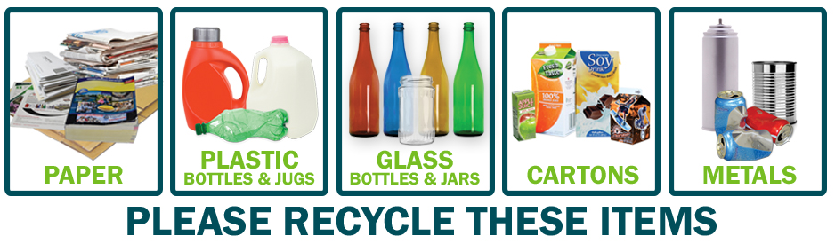 Rumpke - Acceptable Items for Recycling