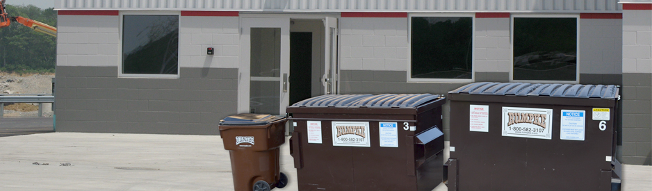 Rumpke Container Options